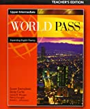 img - for World Pass Upper-Intermediate: Teacher's Edition book / textbook / text book