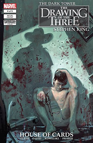 Dark Tower: The Drawing Of The Three - House Of Cards #4 (of 5) (House Of Card 3 compare prices)