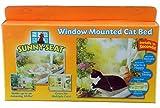 【SL】 サニーシート (SUNNY SEAT) 猫 犬 小動物 ペット 用 ベッド 窓 テラス 取り付け 強力 吸盤 タイプ