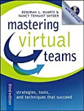 img - for Mastering Virtual Teams: Strategies, Tools, and Techniques That Succeed book / textbook / text book