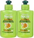 Garnier Fructis Leave-In Cond Cream Sleek/Shine 10.2oz