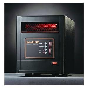 Amazon Com New Edenpure Infrared Heater Us1000 Trusted
