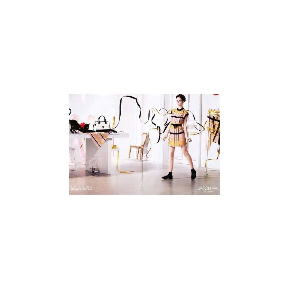 23b464080b3e7 Jason Wu for Target Sleeveless Pleated Shift Dress in Blush Stripes with Black  Belt EXTRA SMALL (XS)
