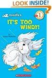 It's Too Windy! (Hello Reader!, Level 1)