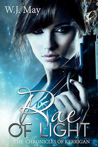 Rae of Light: Dark Paranormal Tattoo Taboo Romance (The Chronicles of Kerrigan Book 12)