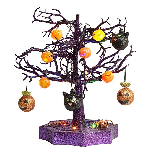 Halloween Lighted Tabletop Ornaments Decoration