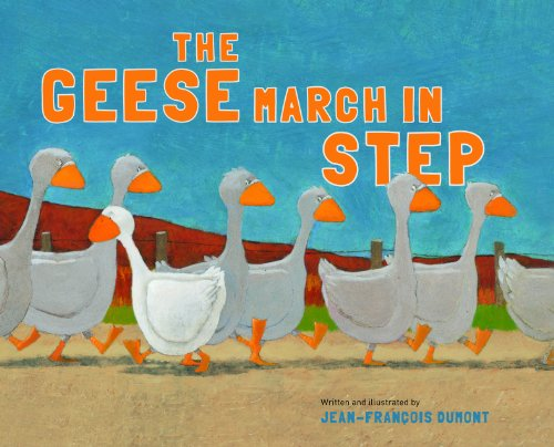 The Geese March in Step PDF