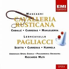 Pagliacci, Atto Primo, Scena prima/Scene 1/Erste Szene/Premi�re Sc�ne: Eh!...Son qua! Son qua! (Coro/Canio)