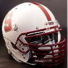 "*CUSTOM* STANFORD CARDINAL Schutt AiR XP Authentic GAMEDAY Football Helmet ""BIG GRILL"""