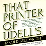 That Printer of Udell