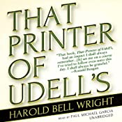 That Printer of Udells | [Harold Bell Wright]