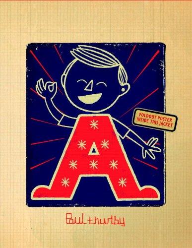 Paul Thurlby's Alphabet, Thurlby, Paul