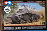 Tamiya 1/48 German 8-Wheeled Sd.Kfz.232