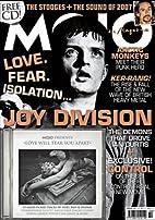 MOJO Magazine-Issue 159 Joy Division,John…