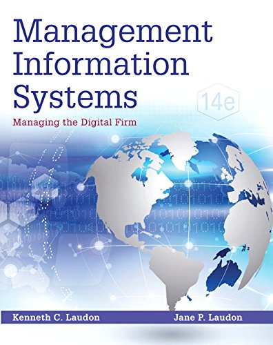 Management Information Systems: Managing the Digital Firm (14th Edition) (Digital Information compare prices)