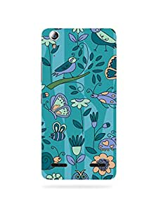 alDivo Premium Quality Printed Mobile Back Cover For Lenovo A6000 / Lenovo A6000 Printed Mobile Case / Back Cover (KT087)
