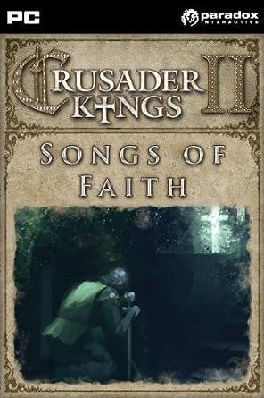 Crusader Kings II: Songs of Faith DLC [Online Game Code]