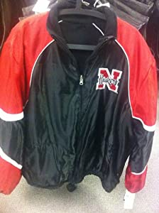 Huskers Reversible Coat (Red Black, XX-Large) by G-III Sports