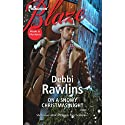 On a Snowy Christmas Night Audiobook by Debbi Rawlins Narrated by Lola Holiday