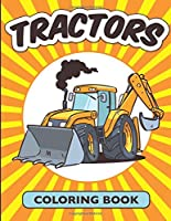 Tractors Coloring Book (Avon Coloring Book): 1 (Coloring books for kids)