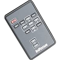 InFocus Replacement Remote For IN102, IN104, IN105