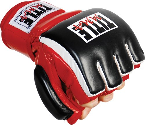 TITLE MMA Xtreme Training Gloves, Large
