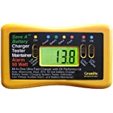 Save A Battery 1702 12-Volt Battery Charger Maintainer and Tester