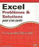 echange, troc Loren Abdulezer - Excel problèmes et solutions(Ancien prix éditeur : 24,90 Euros)