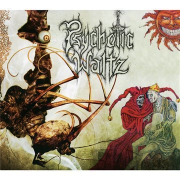A social grace + Mosquito (Re-issue) By Psychotic Waltz (2004-03-22)