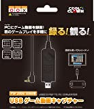 (PSP2000/3000用)USB動画キャプチャー