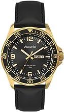 Comprar Accurist MS1044B - Reloj de pulsera para hombres, color negro
