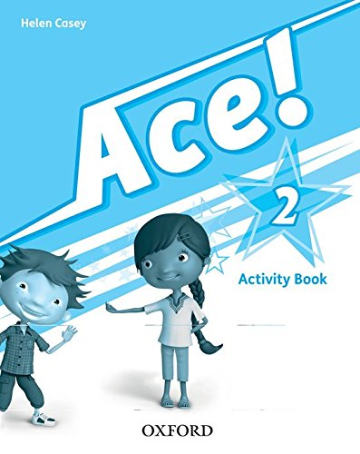 Ace! 2: Activity Book