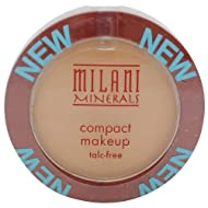 Milani Mineral Powder Compact Makeup 105 Honey Beige Review