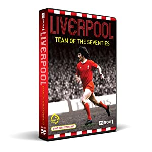 Liverpool Team Of The Seventies Dvd from Sports Classics