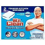 Mr. Clean Magic Eraser Kitchen Scrubber, 2 Count
