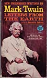 Letters from the Earth (0060803312) by Twain, Mark