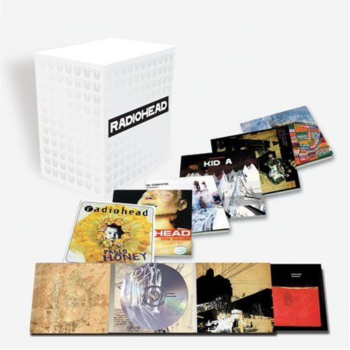 Radiohead - 7cd Album Box Set - Zortam Music