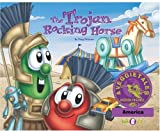 img - for The Trojan Rocking Horse - VeggieTales Mission Possible Adventure Series #6: Personalized for America book / textbook / text book