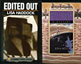img - for 2 Lesbian Mysteries: Edited Out: A Carmen Ramirez Mystery (1989) by Lisa Haddock & Hallowed Murder (1994) by Ellen Hart book / textbook / text book
