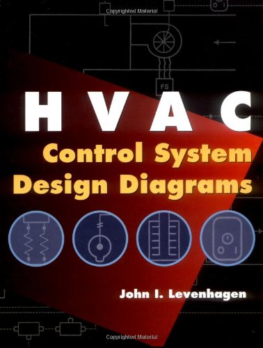 HVAC Control System Design Diagrams - McGraw-Hill Professional - 0070381291 - ISBN:0070381291