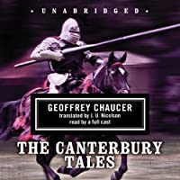The Canterbury Tales [Blackstone] (       UNABRIDGED) by Geoffrey Chaucer Narrated by Martin Jarvis, Jay Carnes, Ray Porter, John Lee, Malcolm Hillgartner, Ralph Cosham, Simon Vance