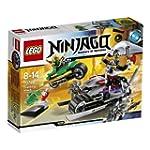 Lego Ninjago 70722 - OverBorg Attacke