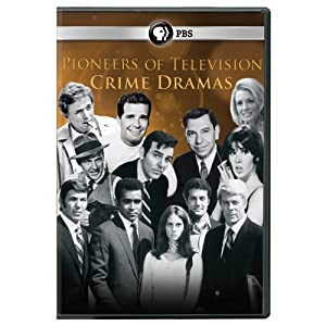 Pioneers of Television: Crime Dramas