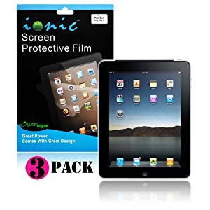 IONIC Screen Protector Film for Apple iPad