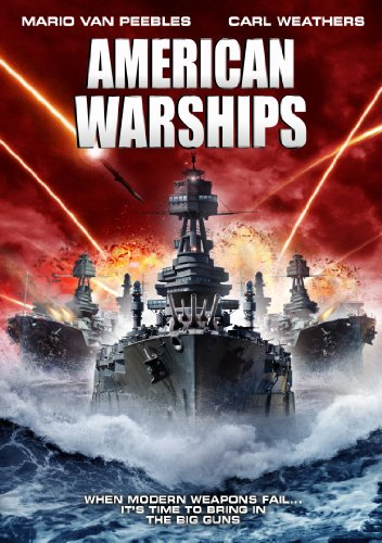 Cover art for  American Warships [Blu-ray]