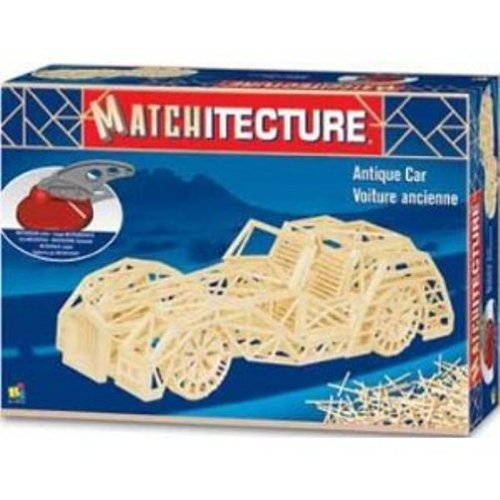 Bojeux Matchitecture - Antique Car - 1