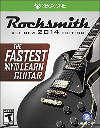Rocksmith 2014 2014 Edition - Xbox One