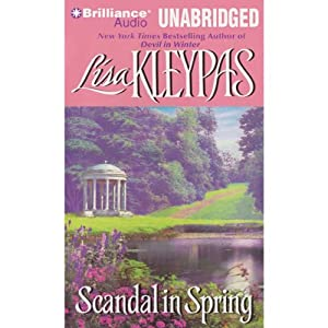 Scandal in Spring Audiobook