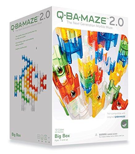 Mindware Q-Ba-Maze Big Box front-330225