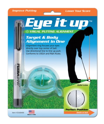 Yippee Brands Eye It Up Visual Putting Alignment Tool - 1